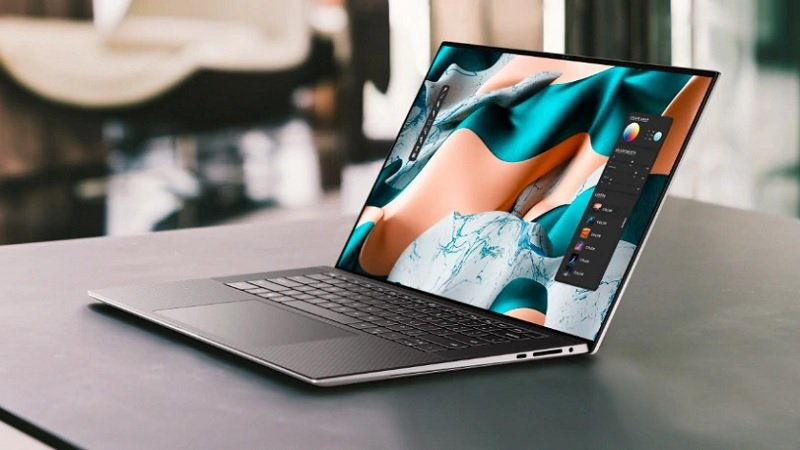 DELL XPS 17inch 2020